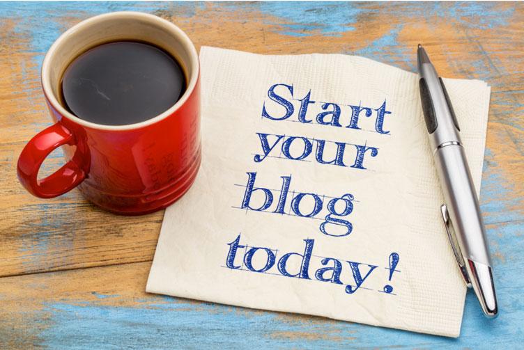 ビジネスブログを始める前の4ステップ