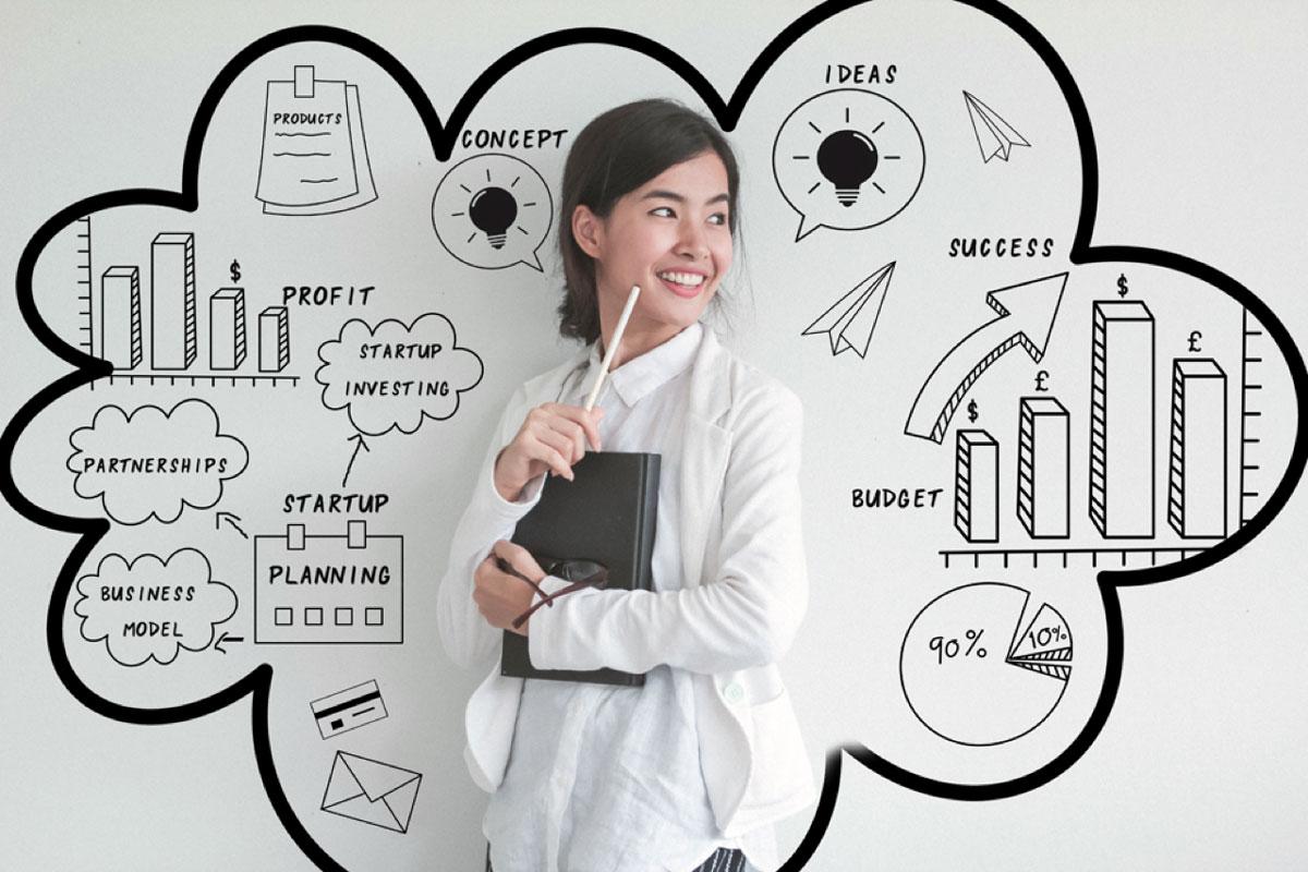 起業に向いている女性の4つの特徴